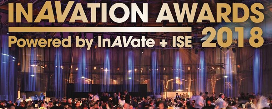 InAVate awards