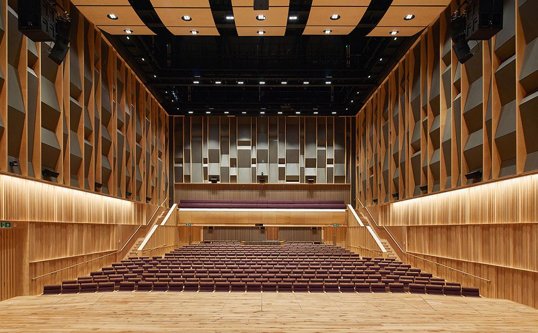 Bcu Customer Service >> Bcu Royal Birmingham Conservatoire Vanti