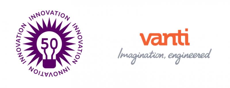 Vanti on Innovation 50 2019